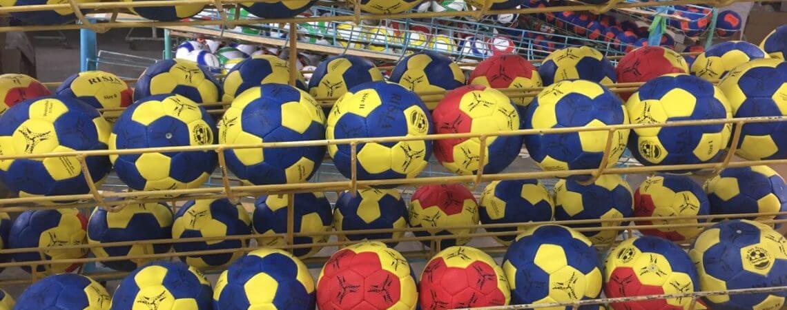 Tips voor oppompen / onderhoud Risja Ultimatch voetbal
