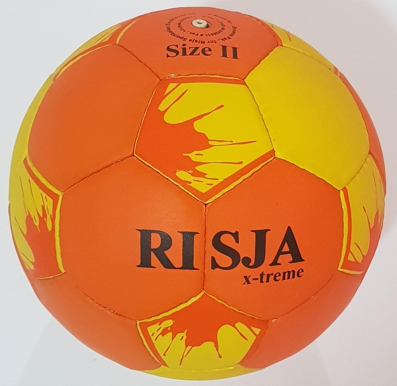 Nieuwe kleur Extreme handbal !